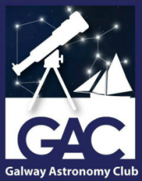 The Galway Astronomy Club Logo