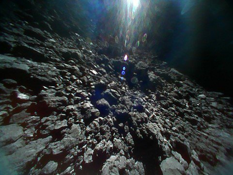 Japan's Hayabusa2 Successfully Deploys Asteroid Landers